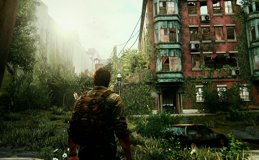 The Last of Us: išgyvenau epišką zombių apokalipsę