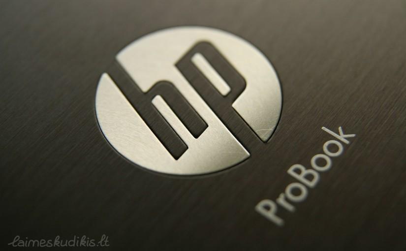 HP ProBook 4520s – nedidelė apžvalga