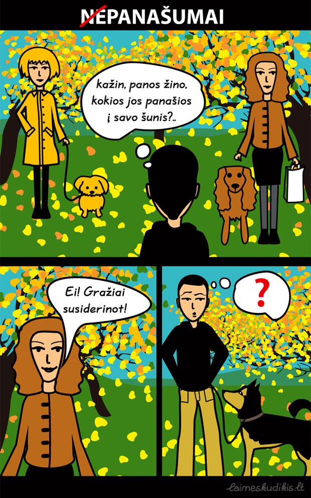 Žmonės ir šunys