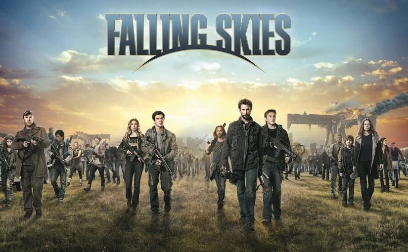 Serialas: Falling Skies