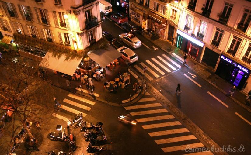 Naktinis Paryžius