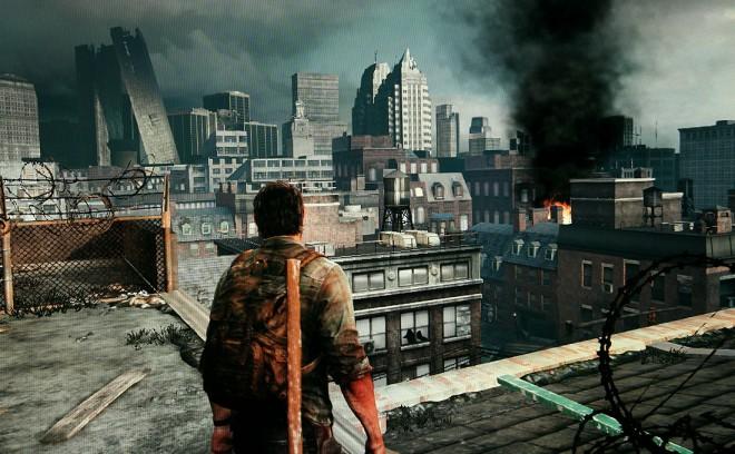 Dar vienas vaizdas iš The Last of Us