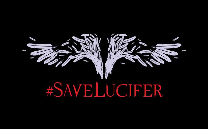 Dar viena mano iliustracija #SaveLucifer kampanijai